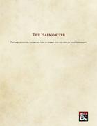 The Harmonizer
