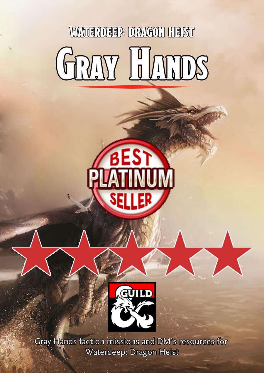 Gray Hands