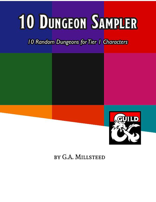 10 Dungeon Sampler