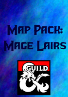 Map Pack: Mage Lairs