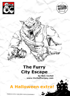 The Furry City Escape