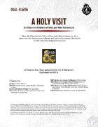 DDAL-ELW06 A Holy Visit