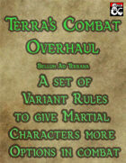 Terra's Combat Overhaul (5e)