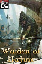 Ranger Variant - Warden of Nature