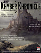 Khyber Khronicle Volume #03
