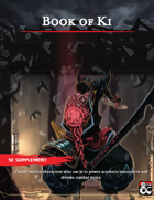 Book of Ki en DMs Guild