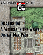 DDAL08-04 Digital Map Pack - A Wrinkle in the Weave