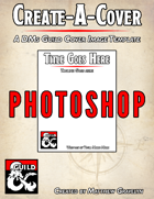 DMs Guild Cover Image Template (Photoshop)