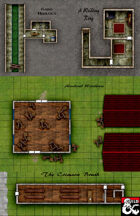 DDAL08-01 - The Map with No Names Map Pack