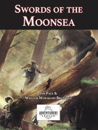 Swords of the Moonsea: Five Adventures