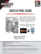CCC-CIC-11 Death at Peril Island