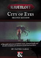 City of Eyes - Second Edition