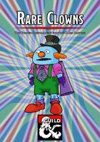 Rare Clowns