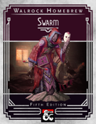 {WH} Swarms, a character race that is more than the sum of its parts