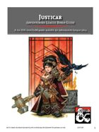 Justicar: Path of Justice Character Build Guild