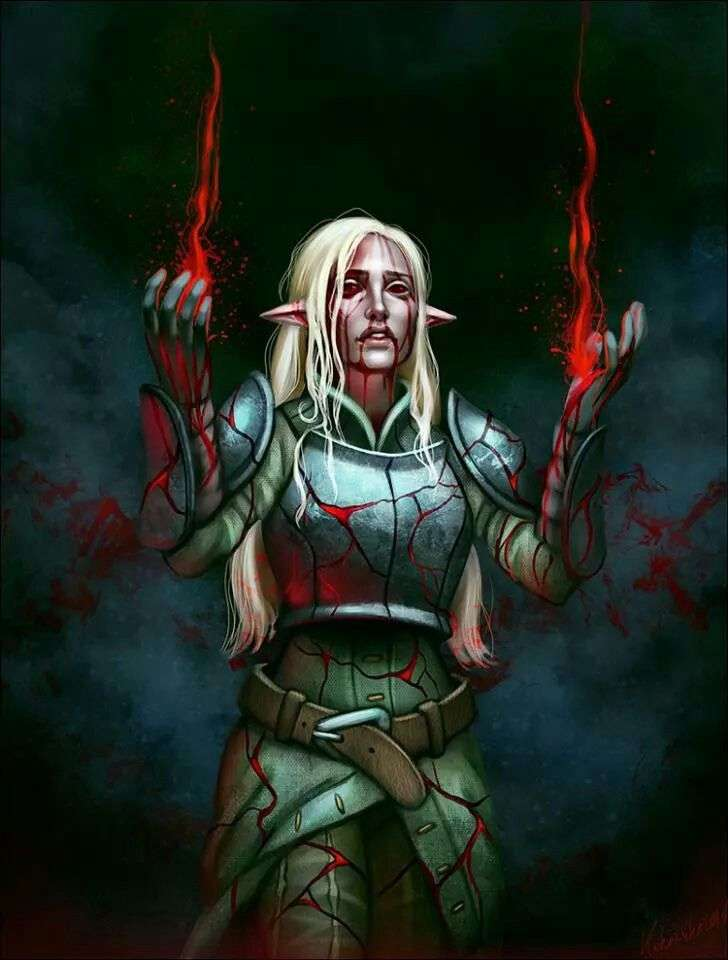 Noblesse – Blood magic | Nefarious Reviews |Psychedelic Blood