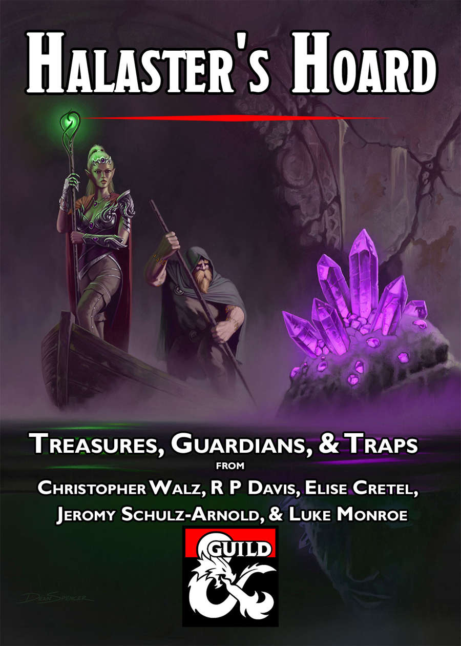 Halaster's Hoard - Dungeon Masters Guild | Dungeon Masters Guild
