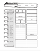 DMG Optional Character Sheet
