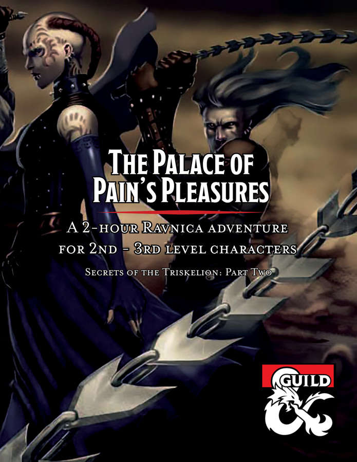 The Palace of Pain's Pleasures