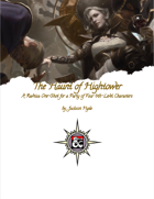 The Haunt of Hightower: A Ravnica One-Shot