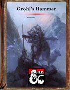 Grohls Hammer
