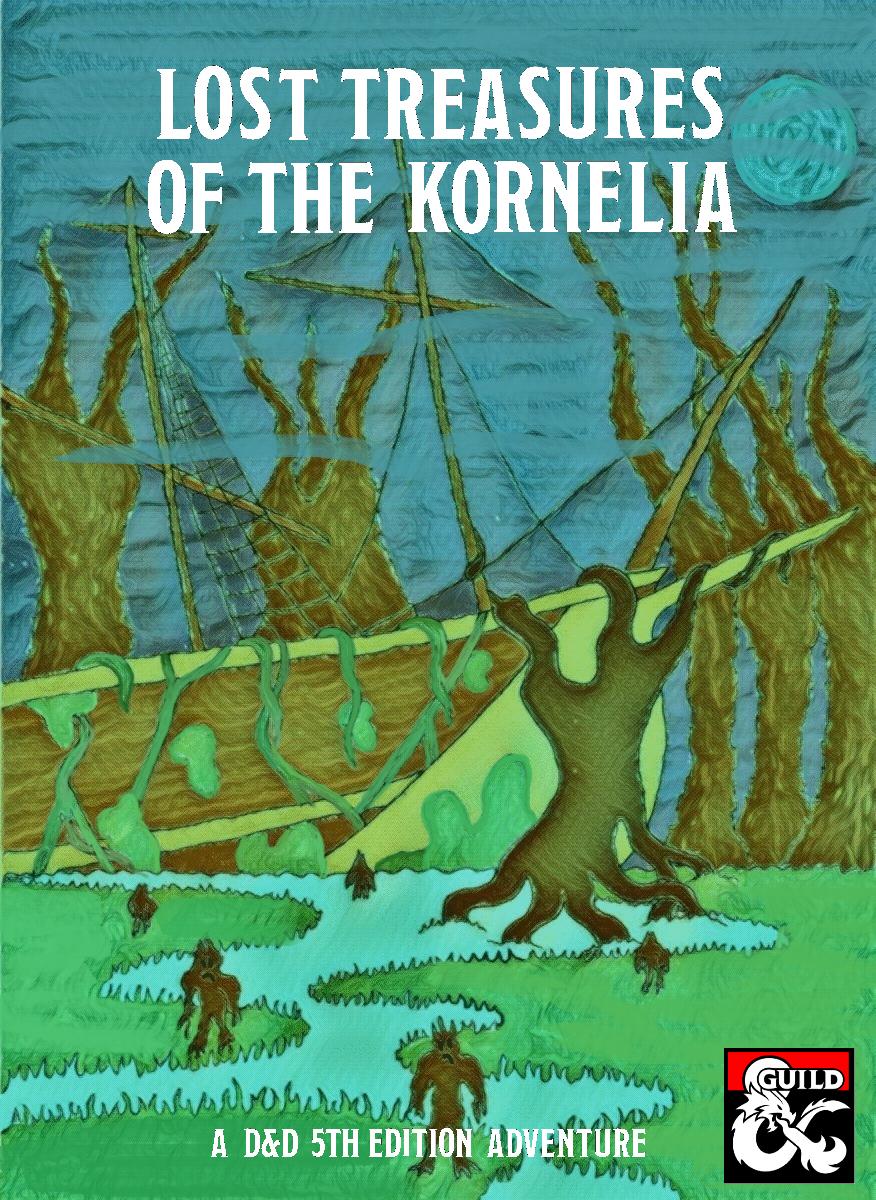 Lost Treasures of the Kornelia
