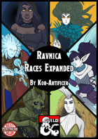 Ravnica Races Expanded