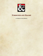 Summoner and Realms