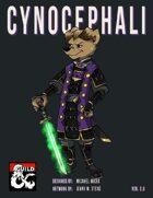 Cynocephali - A 5e PC Race