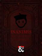 Inanimis' Bard College of Silence
