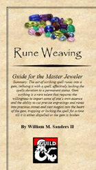 Rune Weaving 5e