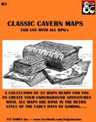 M1 Classic Cavern Maps