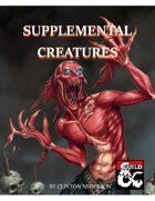 Supplemental Creatures