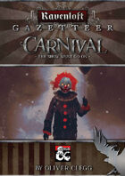 Ravenloft Gazetteer: CARNIVAL