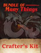 Bundle of Many Things: Crafter's Kit [BUNDLE]