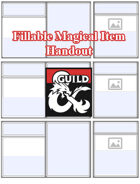 Fillable Magical Item Handout v2