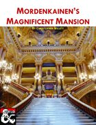 Mordenkainen's Magnificent Mansion