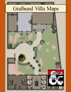 Gralhund Villa Maps