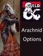 Arachnid Options (5e)