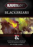 Blackbriars - A Ravenloft Adventure