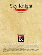 Sky Knight (D&D 5e)