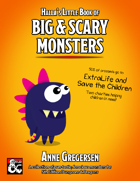 Big & Scary Monsters - Punny Creatures Supporting Charity