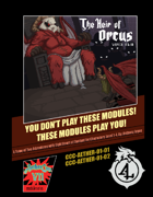 The Heir of Orcus: Verse I & II