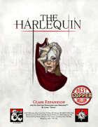 Harlequin 1.3.1: Martial Caster Class