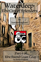 Waterdeep: the City of Splendors