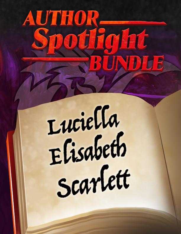 Author Spotlight Bundle Cover