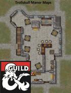 Trollskull Manor Map Bundle