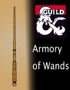 Armory of Wands (5e)
