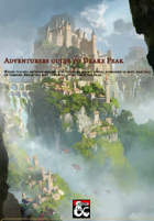 Adventurers guide to Drake Peak