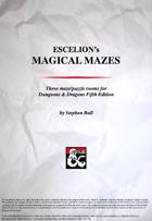 Escelions Magical Mazes